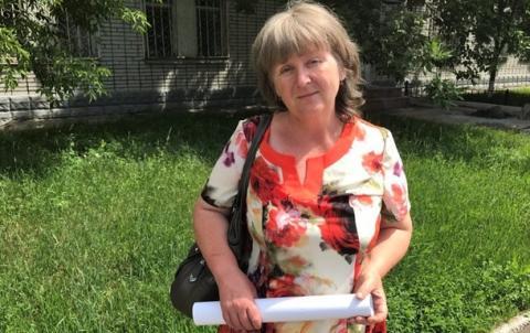 Мати Агєєва визнала присутність військових РФ в Україні (ВІДЕО)