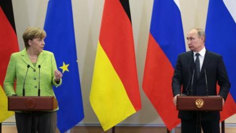 Німеччина попередила Кремль про нові негативні наслідки після скандалу з Siemens