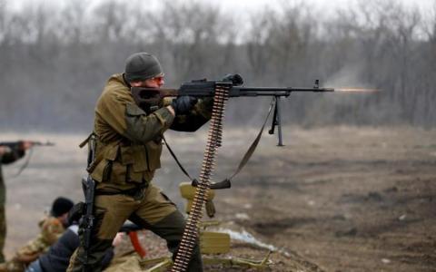 """До """"тренувань"""" російських військових на Донбасі долучилися шведи"""