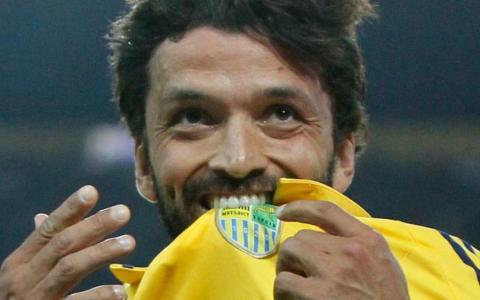 Колишній гравець збірної України повернувся у вітчизняний футбол