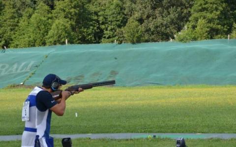 Українські стрільці здобули золото і срібло на Чемпіонаті Європи