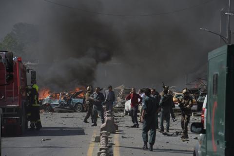 В Афганістані стався вибух: 24 загиблих та понад 40 поранених