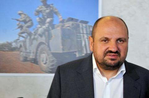 """""""Бурштиновий"""" нардеп Розенблат відмовився віддавати закордонні паспорти"""