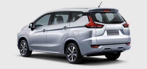 Mitsubishi презентував новий кросвен Expander (ФОТО)