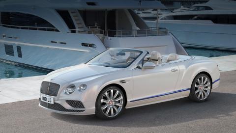 Ательє Mulliner презентувало оновлений кабріолет Bentley Continental (ФОТО)