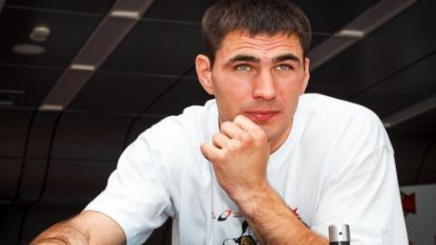 Відомий український боксер отримав російське громадянство