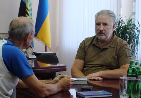 Павло Жебрівський: «Як віднайти українську Донеччину»