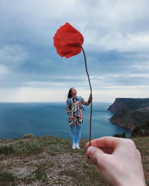 Фото з Криму спровокувало справжню війну в Instagram