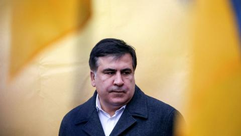 Медведєв прокоментував позбавлення Саакашвілі громадянства України