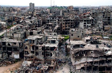 Путін вирішив осісти в Сирії на 49 років