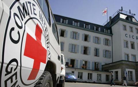 Червоний Хрест доставив на Донбас гуманітарну допомогу