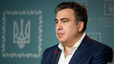 Громадянство Саакашвілі: в Адміністрації обгрунтували дії президента