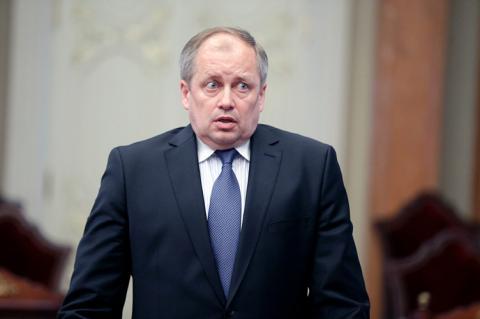 Чинний глава ВСУ Романюк знявся з конкурсу до нового Верховного суду