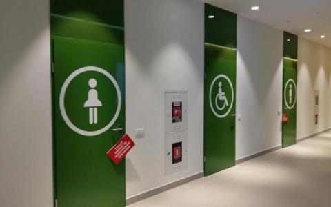 Відеокамери в туалетах відомого ТРЦ: що цікавого бачила адміністрація
