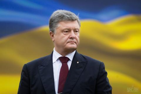 Порошенко привітав прийняття конгресом США антиросійських санкцій