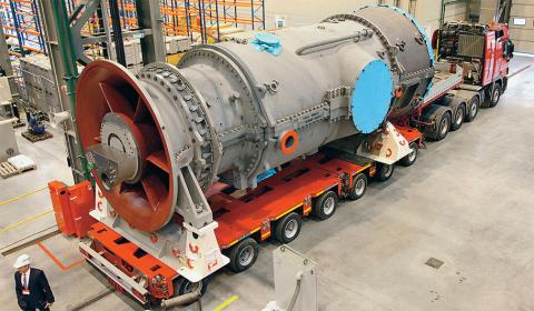 Російська компанія визнала поставку турбін Siemens в анексований Крим