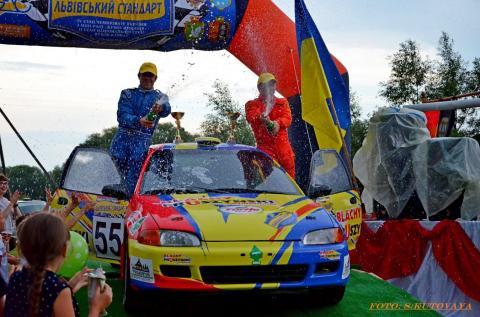 Брати Гнатенки прокоментували перегони ралі Львівський Стандарт (ВІДЕО ФОТО)