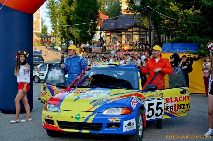 Брати Гнатенки прокоментували перегони ралі Львівський Стандарт