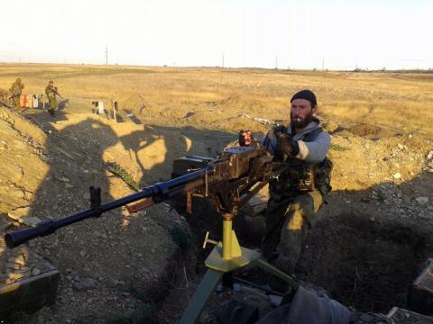 Блогер показав бойовика, ліквідованого силами АТО на Донбасі: опубліковані фото