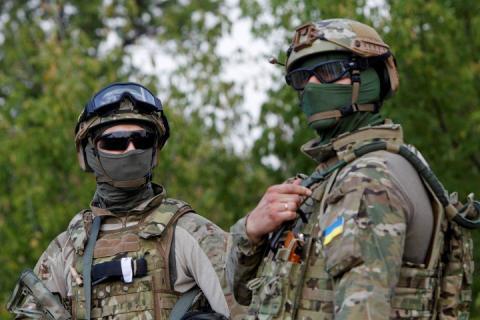 Полторак повідомив кількість загиблих у АТО бійців Сил спеціальних операцій ЗСУ