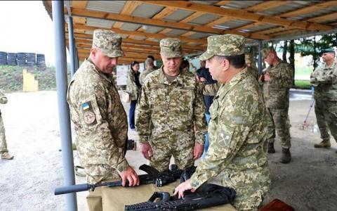 Подарунок від США: армія наближається до стандартів НАТО (ФОТО)