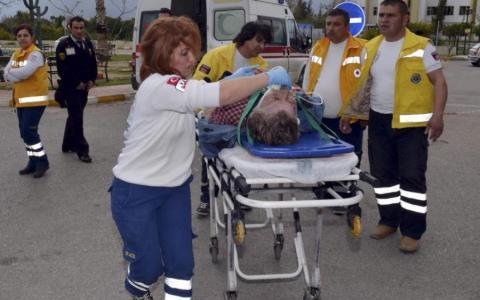 Страшна ДТП в Туреччині: постраждали туристи (ВІДЕО)