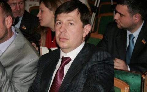 """Український нардеп """"засвітився"""" в Криму"""