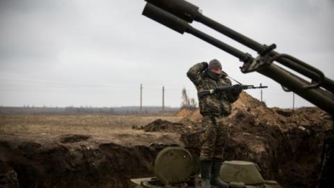 Війна на Донбасі: серед українських воїнів є поранені