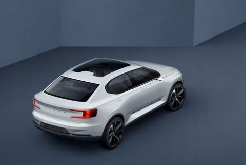 Компанія Volvo запатентувала назву нової моделі