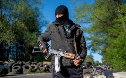 Потужний вибух у Луганську: подякували проросійським бойовикам (ВІДЕО)