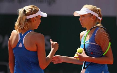 Українки пробилися до чвертьфіналу на тенісному турнірі в Стенфорді