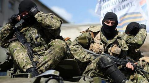 Бойовики активізувалися по всій лінії фронту