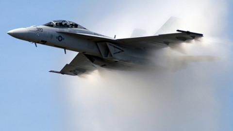 Літаки НАТО перехопили російськи винищувачі над Балтійським морем