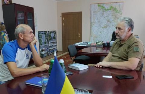Майбутнє оновленої Донеччини – в єдиному українському просторі