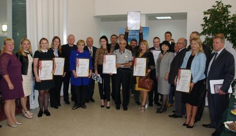 У Київській ТПП відзначили професійне свято нагородженням кращих підприємців