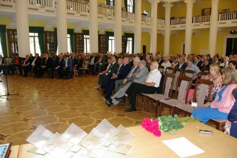 У День машинобудівника у Києві привітали найкращих представників професії