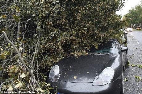 У Німеччині внаслідок шторму загинули щонайменше 7 людей