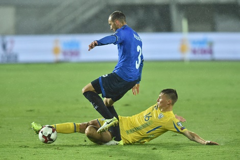 Збірна України з футболу у матчі відбору на ЧС-2018 перемогла команду Косово