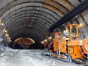 Завершено будівництво Бескидського тунелю Finance.ua