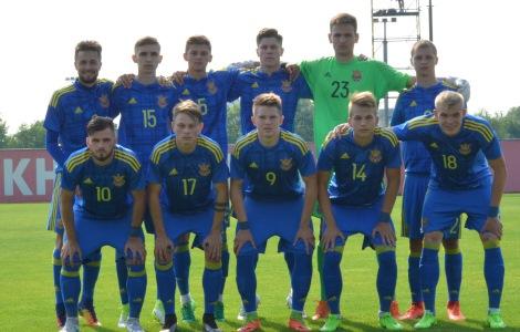 Збірна України U-19 з футболу виграла другий матч у кваліфікаційному турнірі відбору до Євро-2018