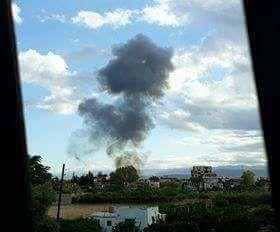 Не злетів: у Сирії розбився російський Су-24, екіпаж загинув