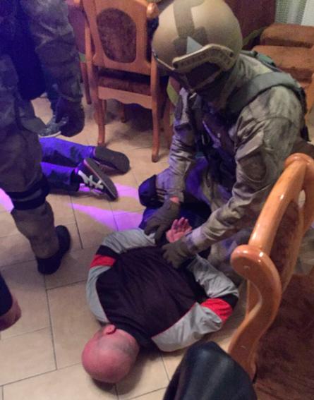 У Житомирі затримали банду вихідцівзкавказькогорегіону,підозрюванихувчиненнірозбою