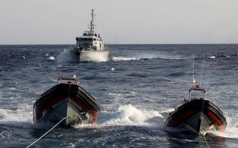 Берегова охорона Лівії потопила танкер з окупованого Криму: доля екіпажу невідома