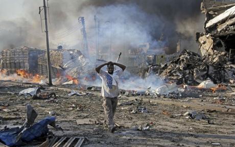 Теракт у Сомалі: 189 загиблих, понад 200 поранених