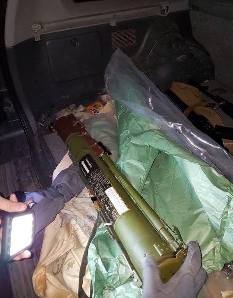 СБУ: На вівторок радикали планували провокації, шукали зброю