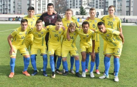 У другому товариському матчі Збірна України U-16 з футболу поступилася італійцям