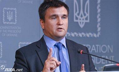 Клімкін і Волкер узгодили позиції щодо миротворців в Донбасі