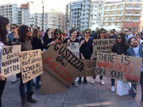 На Мальті пройшов другий національний протест після вбивства журналістки
