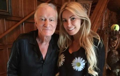 Вдова засновника Playboy Х'ю Хефнера розповіла, яким він був чоловіком