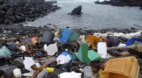 У Північному Льодовитому океані біля берегів Росії плавають гори пластикового сміття, – ООН